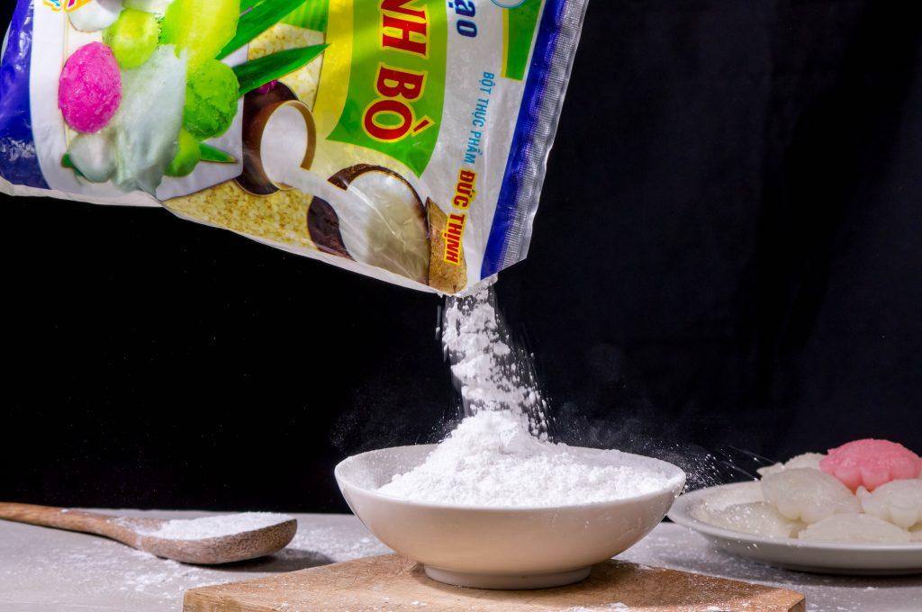 bột gạo làm bánh bò Đức Thịnh
