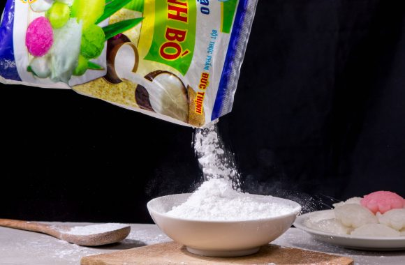 Quy trình sản xuất ra các loại bột trong 1 vòng khép kín và sạch tinh khiết